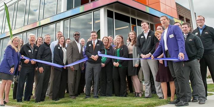 Dupaco opens a new Learning Lab branch on San Marnan Dr. in Waterloo, Iowa.