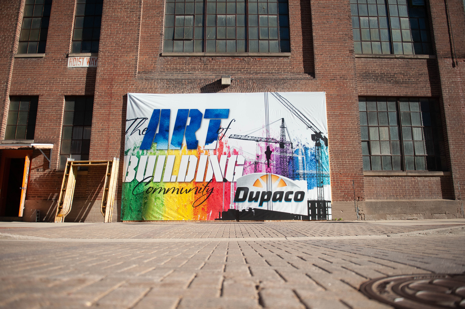 Celebrate Art Of Building Community In Millwork District