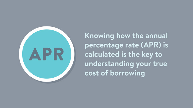 Knowing How The APR Is Calculated Is The Key To Understanding Your True Cost Of Borrowing