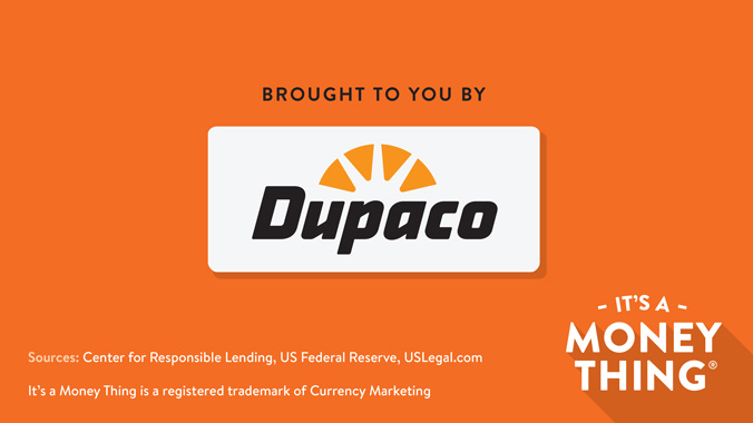 Brought To You By Dupaco