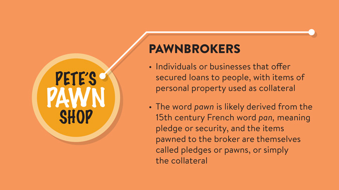 About Pawnbrokers