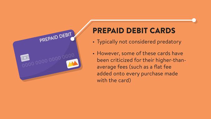 About Prepaid Debit Cards