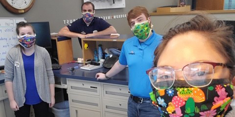 Dupaco Staff Working Safely Through The Pandemic