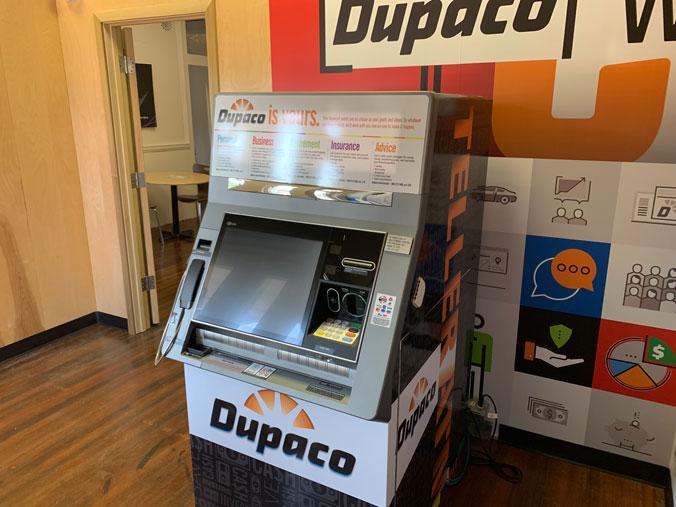 Dupaco Connect: Live Video Teller/ATM