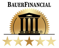 BauerFinancial again gave Dupaco a 5-Star Superior rating in 2020 for being one of the country's strongest financial institutions.