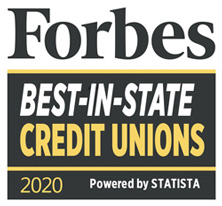 Forbes again named Dupaco a top-rated credit union in Iowa in 2020 based on consumer satisfaction.