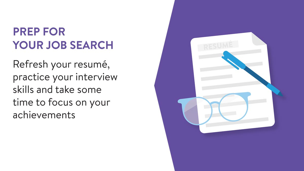 Prep For Your Job Search