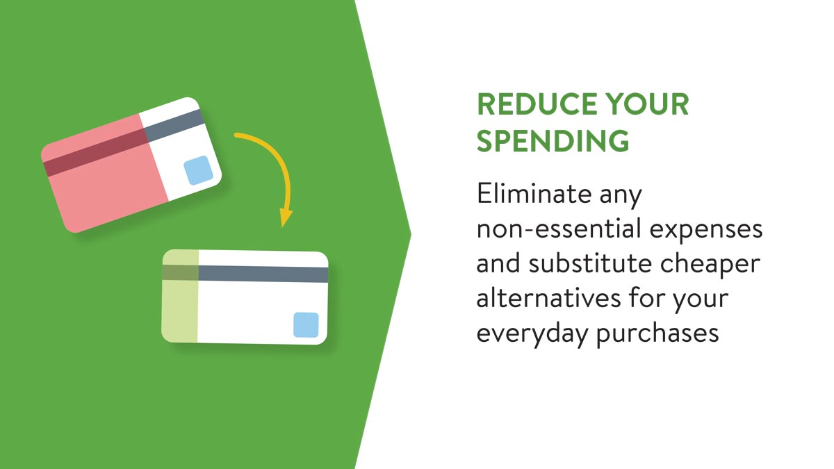 Reduce Your Spending