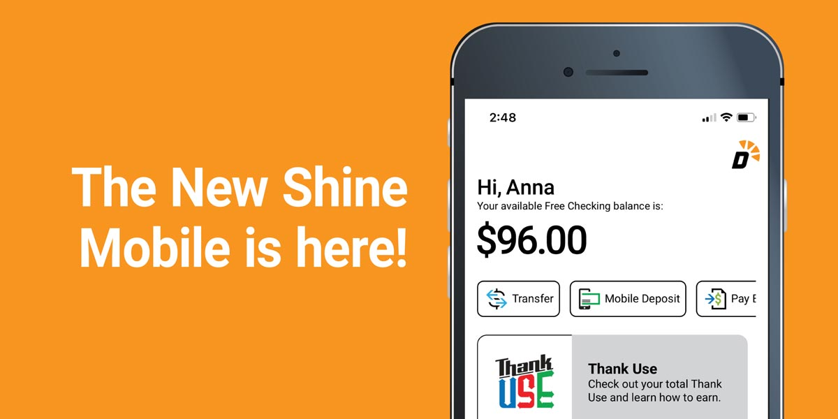 New Shine Mobile Makes It Even Easier To Manage Your Money